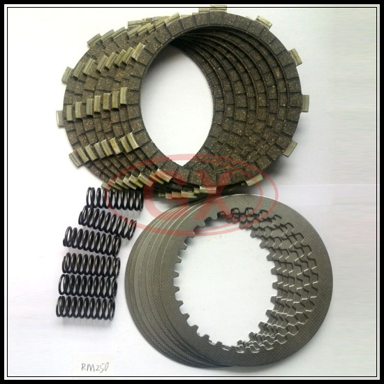 Motorcycle Clutch Kits RM250