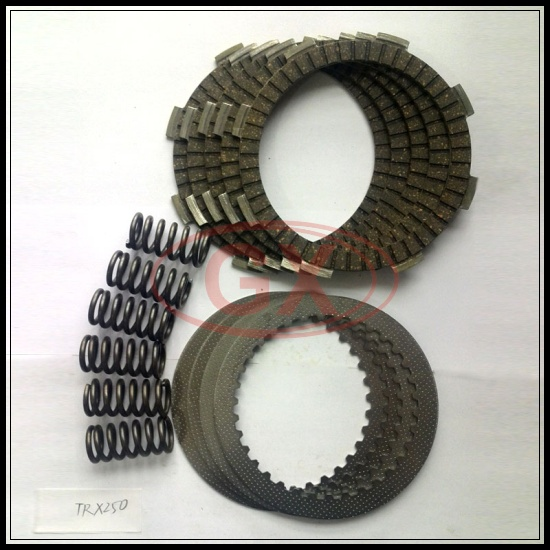 Motorcycle clutch kits TRX250