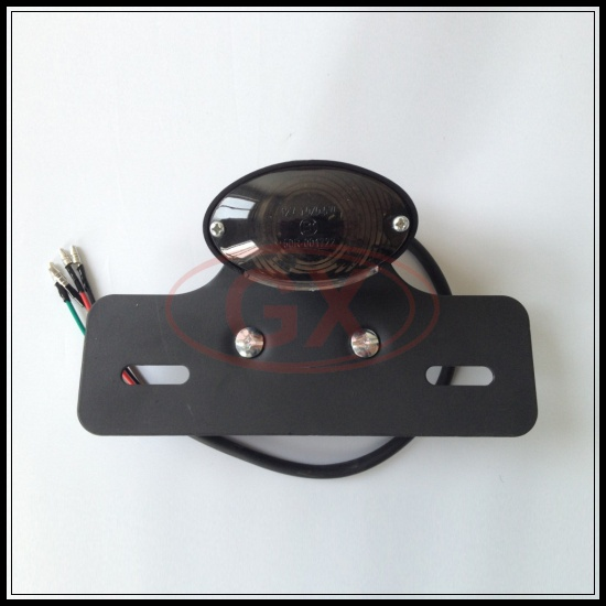 Small Black Tail Light