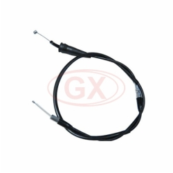 Motorcycle XTZ125 THROTTLE CABLE