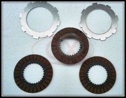 Paper Base Go Kart Clutch Disc