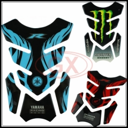 Motorcross Fuel Tank Pads Sticker