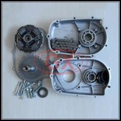 go kart clutch gear box