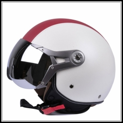 ABS PU Motorcycle helmet