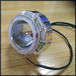 double angle eye headlight LED
