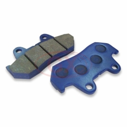 Motorcycle brake pad CBT125
