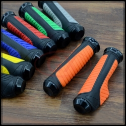 Racing Bike Universal Rubber Handle Grips