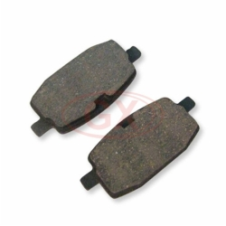 Motorcycle brake pad prince