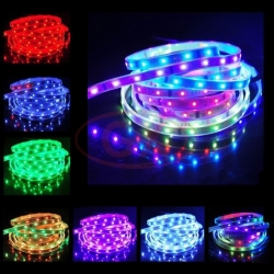 LED full color light strip 12 V RGB